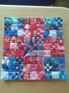 færdig patchwork-sudoku