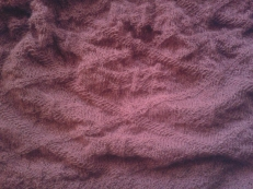 trøjedetalje, mønster